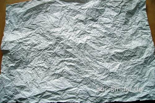 Schatzkarte Papier