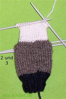 Käppchen stricken
