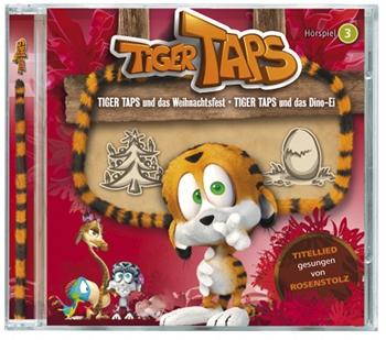 Hörspiel 3 von Tiger Taps