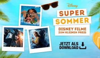 """Großer Filmspaß immer und überall: Disney präsentiert den """"Disney Super Sommer"""" – Sponsored Post"""