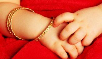 Schmuck für Kinder: Ein beliebtes Geschenk zur Taufe