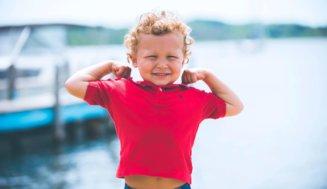 Kindererziehung ist nicht immer ein Klacks: Das Klax-Bildungskonzept kann Sie aber dabei unterstützen!